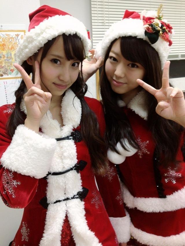 厳選,AKB48,サンタ,コスプレ画像,まとめ021