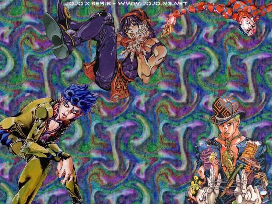 JOJO,ジョジョの奇妙な冒険,イラスト,画像,まとめ022