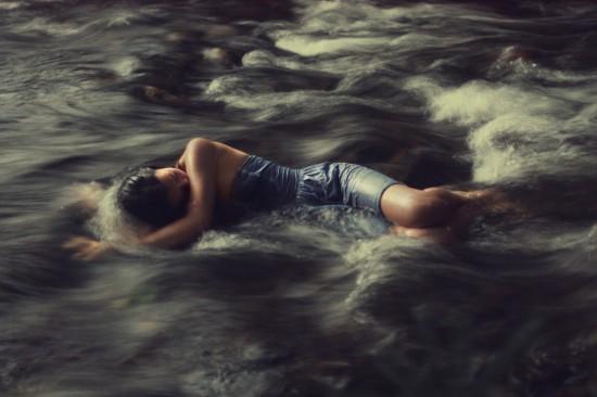 幻想的,美少女,水中アート,画像,まとめ026