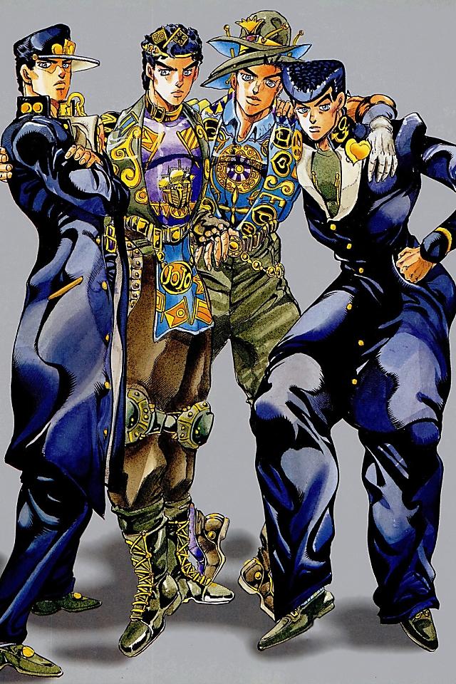 JOJO,ジョジョの奇妙な冒険,イラスト,画像,まとめ028