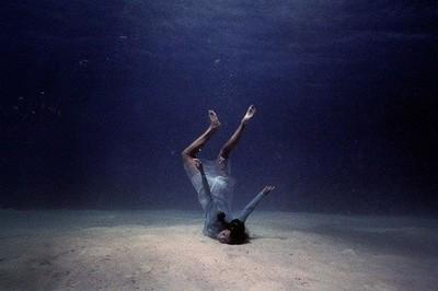 幻想的,美少女,水中アート,画像,まとめ042