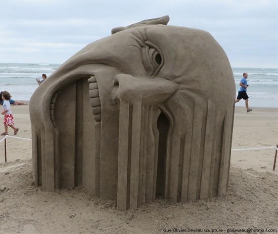 これはすごい,砂浜,サンド,アート,画像,まとめ002