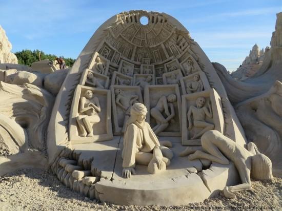 これはすごい,砂浜,サンド,アート,画像,まとめ012
