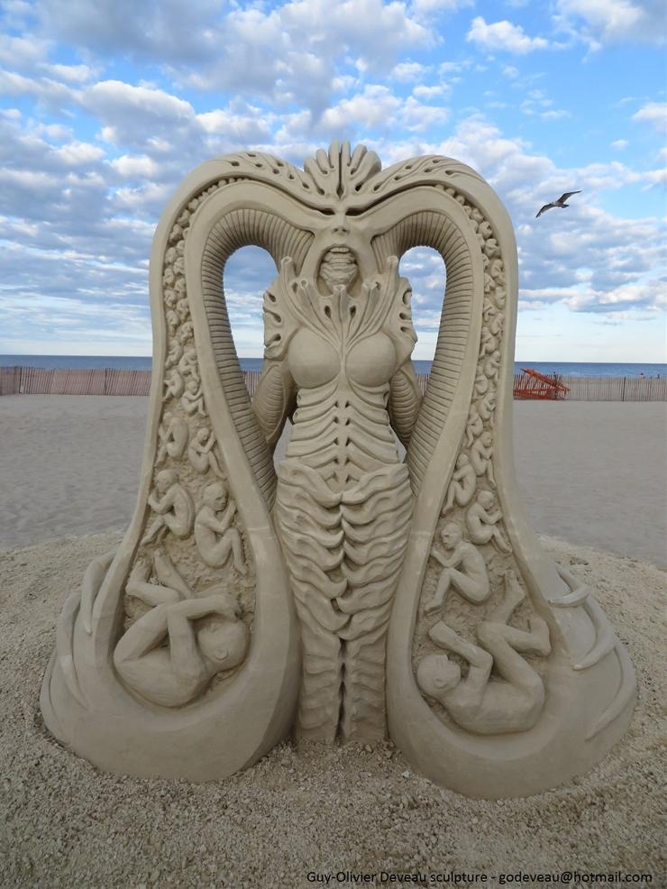 これはすごい,砂浜,サンド,アート,画像,まとめ016