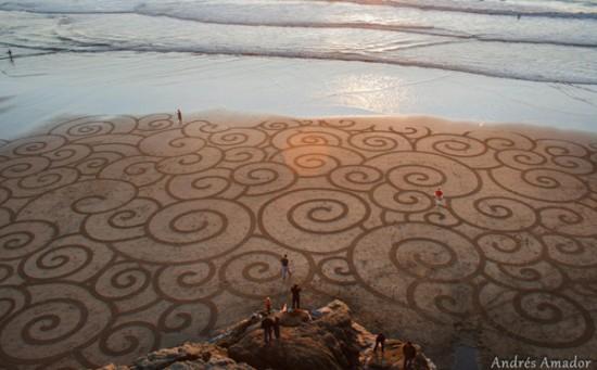 これはすごい,砂浜,サンド,アート,画像,まとめ021