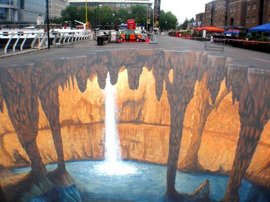 これはすごい,3D,トリックアート,だまし絵,画像,まとめ097