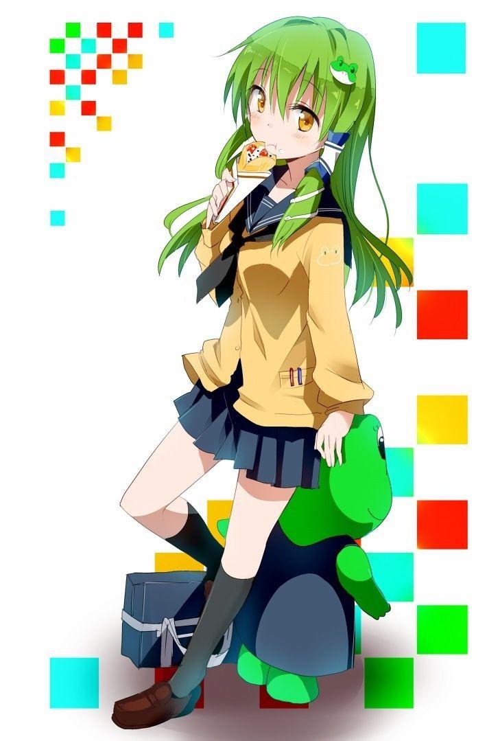 可愛い,虹,おにゃのこ,画像,まとめ016