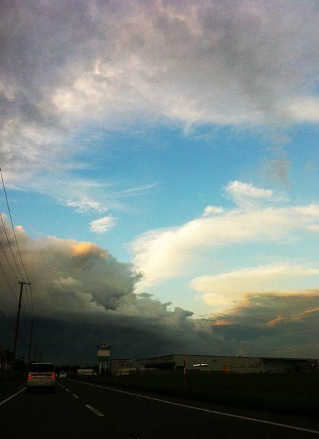 美しい,目を奪われる,雲,画像,まとめ018
