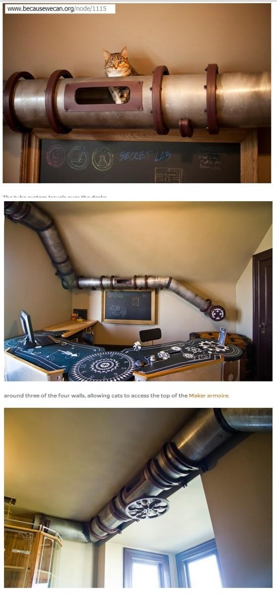 猫,素敵,部屋,画像,貼っていく010