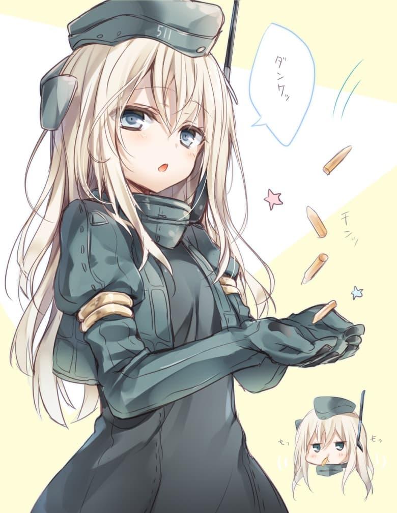 艦これ,U-511,厳選,画像,まとめ003