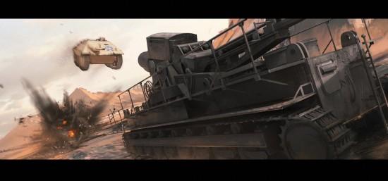 ガルパン,カッコイイ,戦車,画像,まとめ005