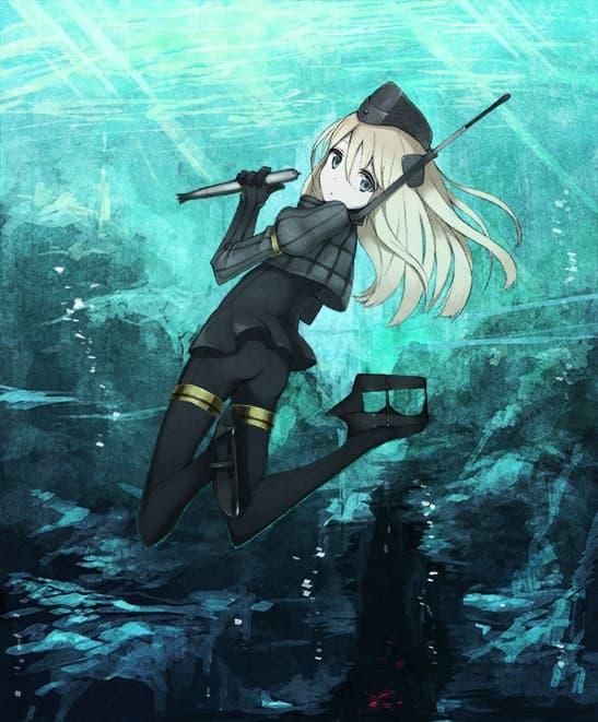 艦これ,U-511,厳選,画像,まとめ006