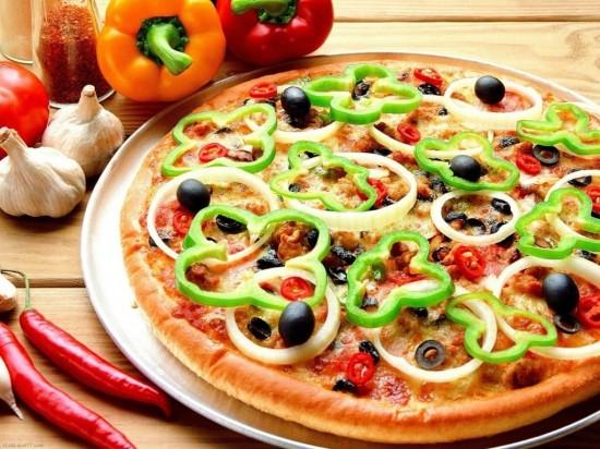 深夜,飯テロ,うまそう,ピザ,画像,貼っていく